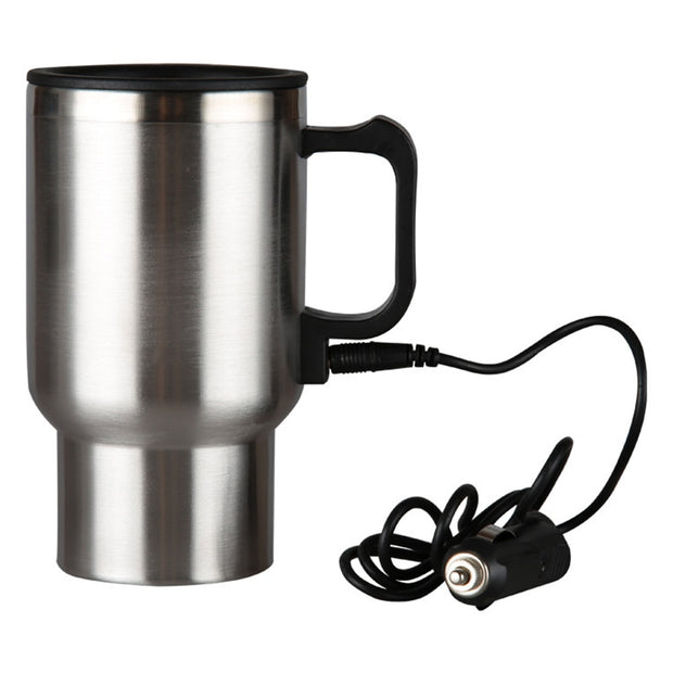 450ml 12v Electric Stainless Steel Vacuum Flask Heater