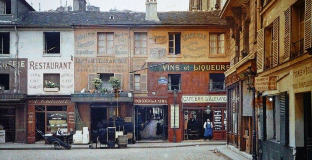 A 1900s Parisian Escape in Shoreditch