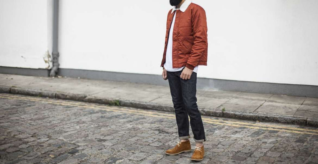 How to Style Desert Boots