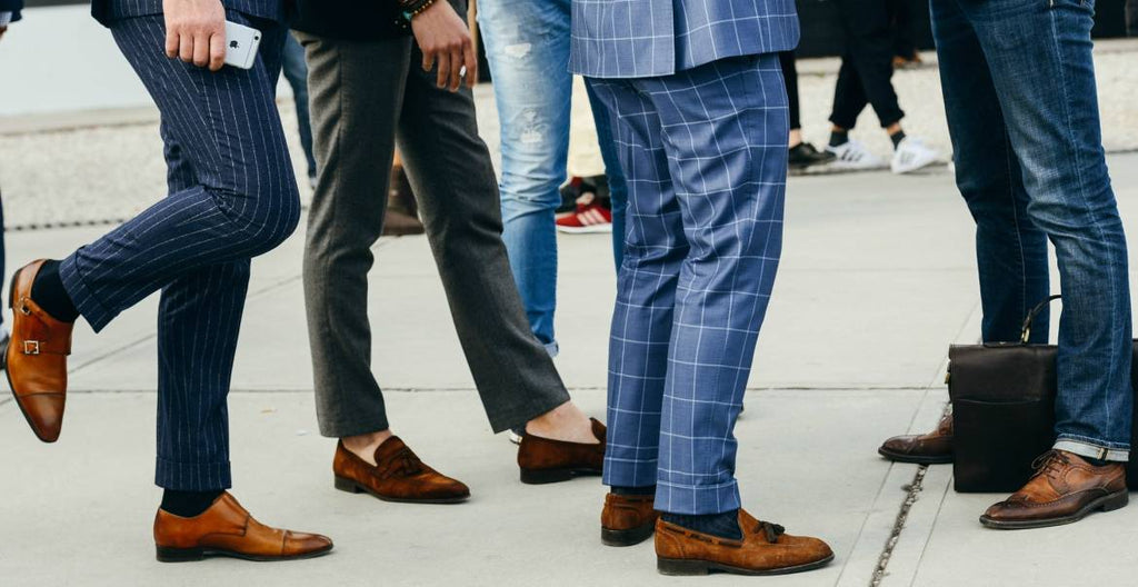 What to Wear with Tan Shoes