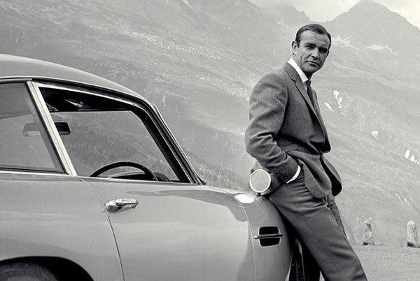 The Most Stylish Bonds of All Time