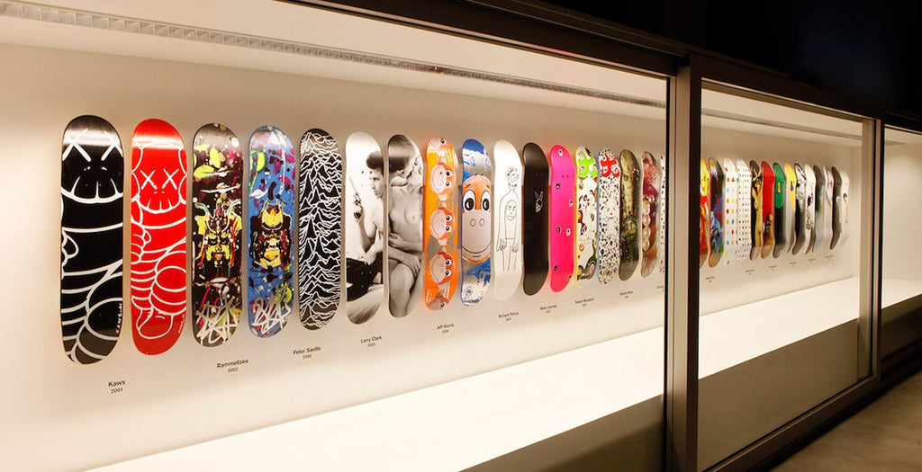 The 10 Best Supreme Skateboards of All Time