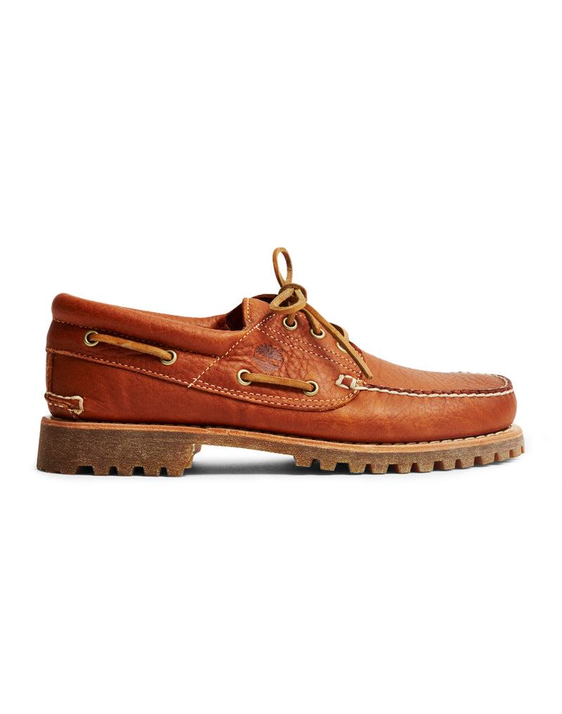 Timberland - Authentics 3-Eye Classic Lug Tan