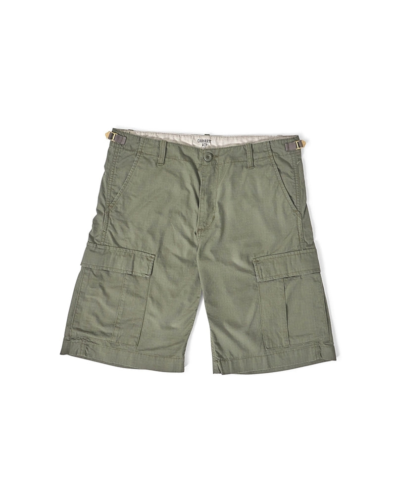 Carhartt WIP - Aviation Short Green