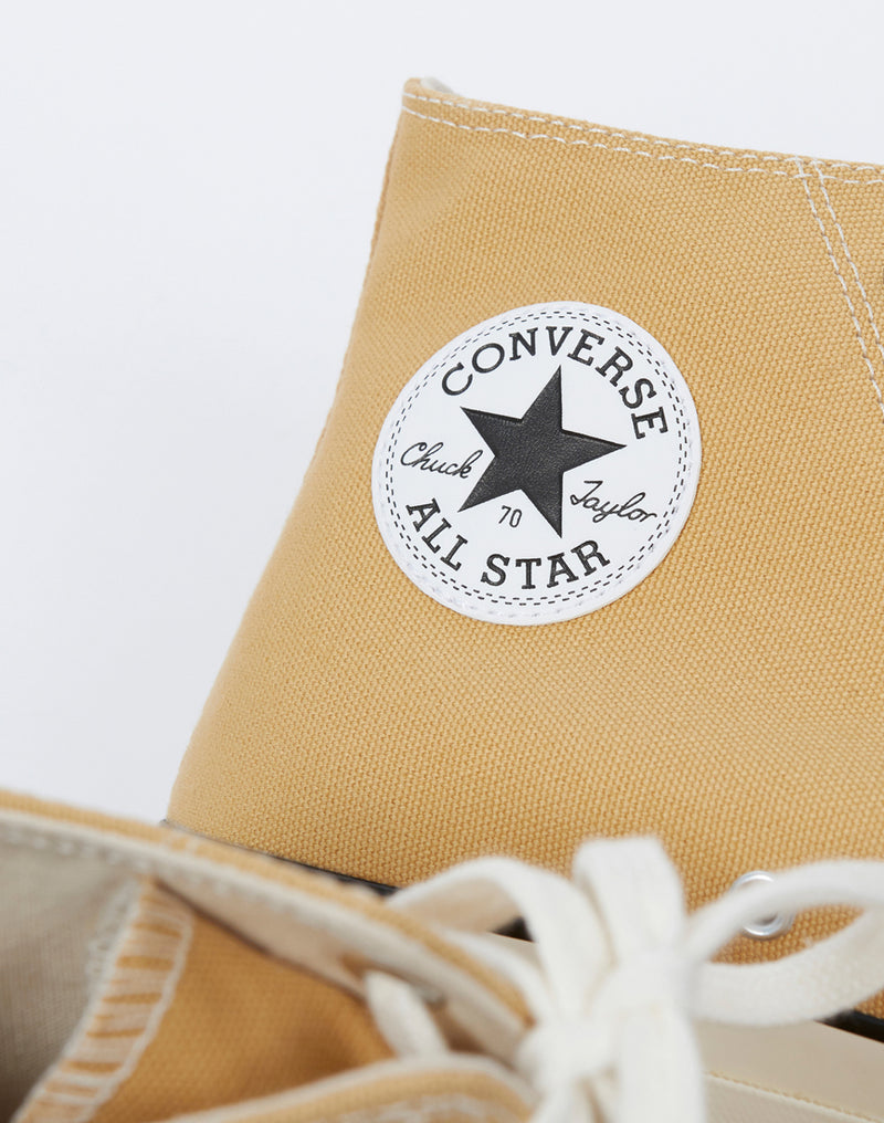 Converse - Chuck 70 Hi Club Gold
