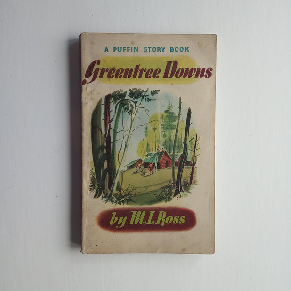 Greentree Downs by M.I Ross