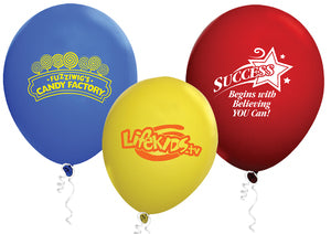 Standard Latex Balloons - Apartment Promotion