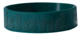 Silicone Wristbands - Embossed - Apartment Promotion