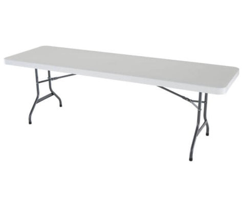 8 ft. Folding Table