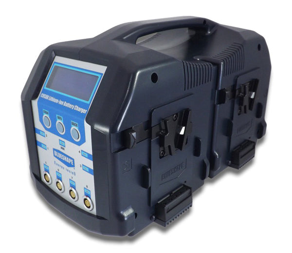 Blueshape - V-Mount 4-Bay Charger
