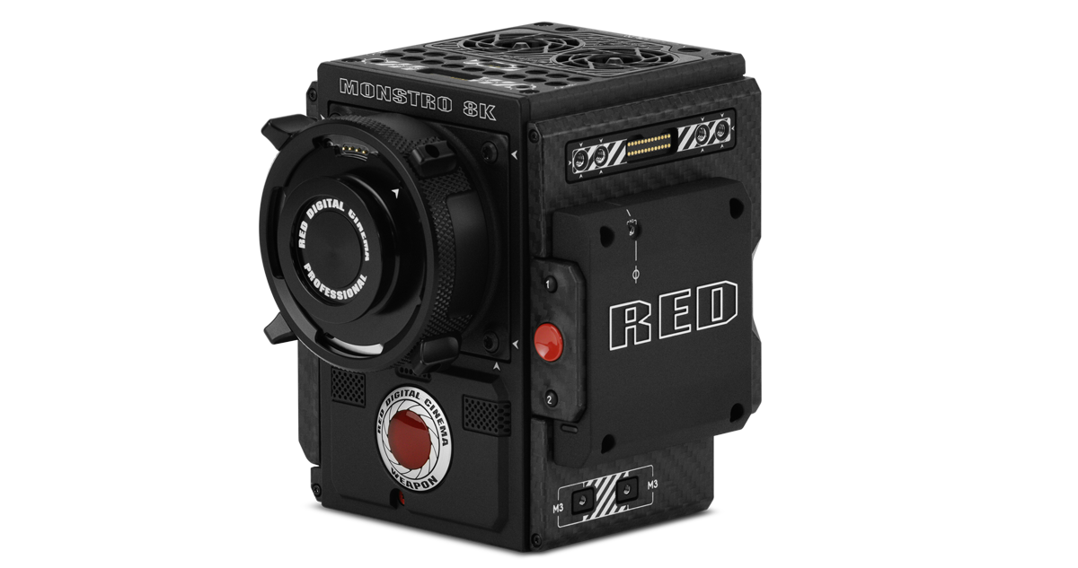 RED - Monstro 8K VV