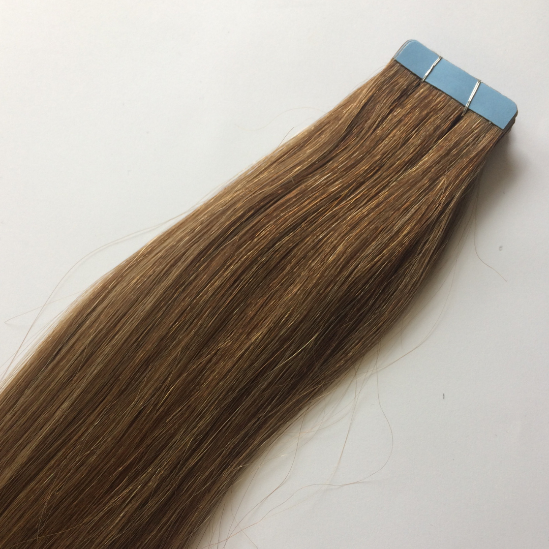 Russian/Mongolian Tape Hair Extensions
