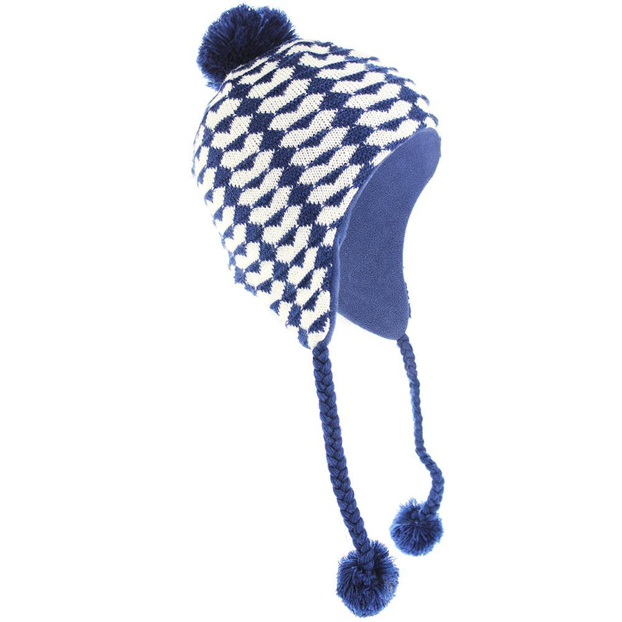 Knit Hat - Beanie - Conness - Knit Beanie