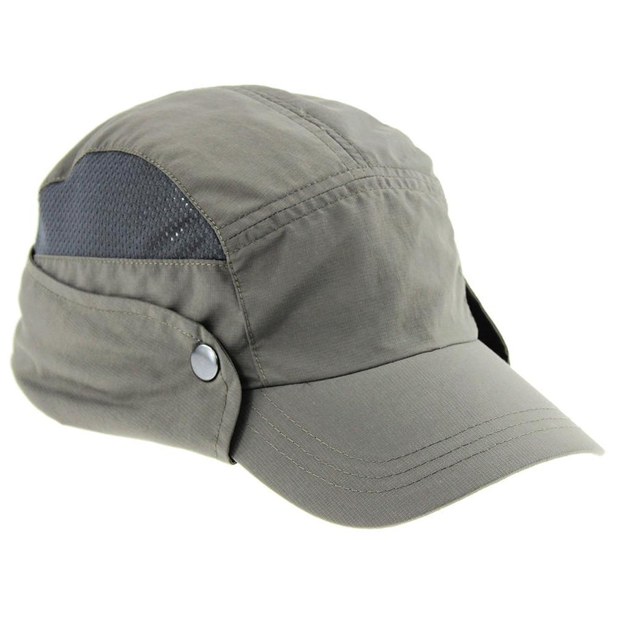Rainier - Performance Hat w/Foldable Sun Cape