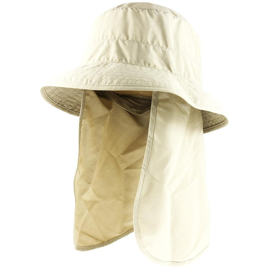 Sun Hat - Blackburn - Performance Bucket Hat W/ Detachable Sun Cape