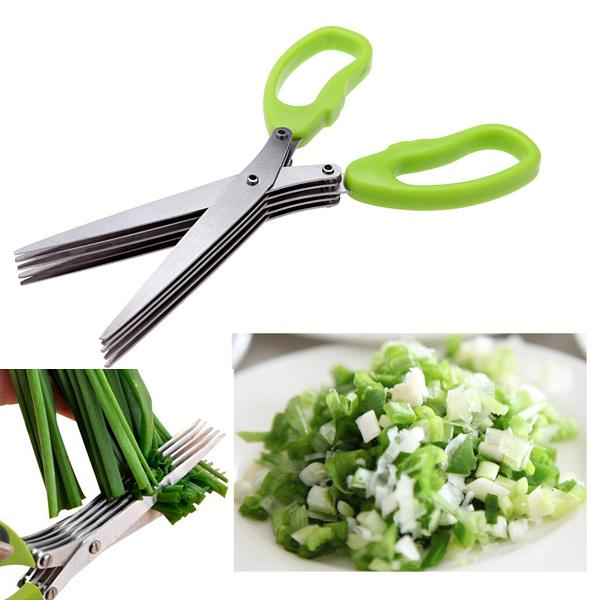 5 Layer Kitchen Scissors