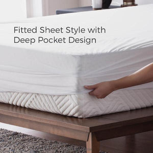 Hypoallergenic Waterproof Bed Protector