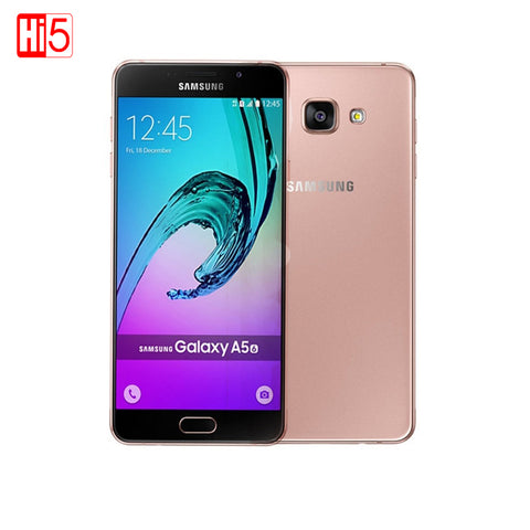 Samsung Galaxy A5 A5100 5.2'' Android Dual SIM OctaCore 2G RAM 16G ROM 13MP 4G - GTG