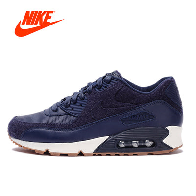 Original New Arrival Authentic NIKE Men's AIR MAX 90 ESSENTIAL Running Sport Sneakers - GTG
