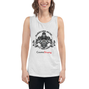 Ladies' Muscle Tank - Cosmo Strong Hardcore