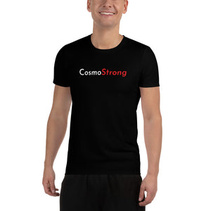 Men's Athletic T-shirt - Cosmo Strong