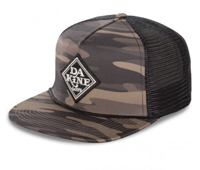 Dakine Classic Diamond Camo Trucker Hat