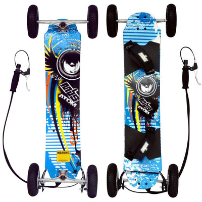 MBS Atom 95X Mountainboard