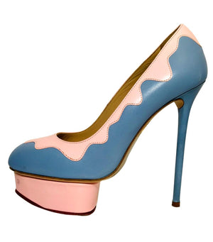 Charlotte Olympia High Heels. Size 37.5