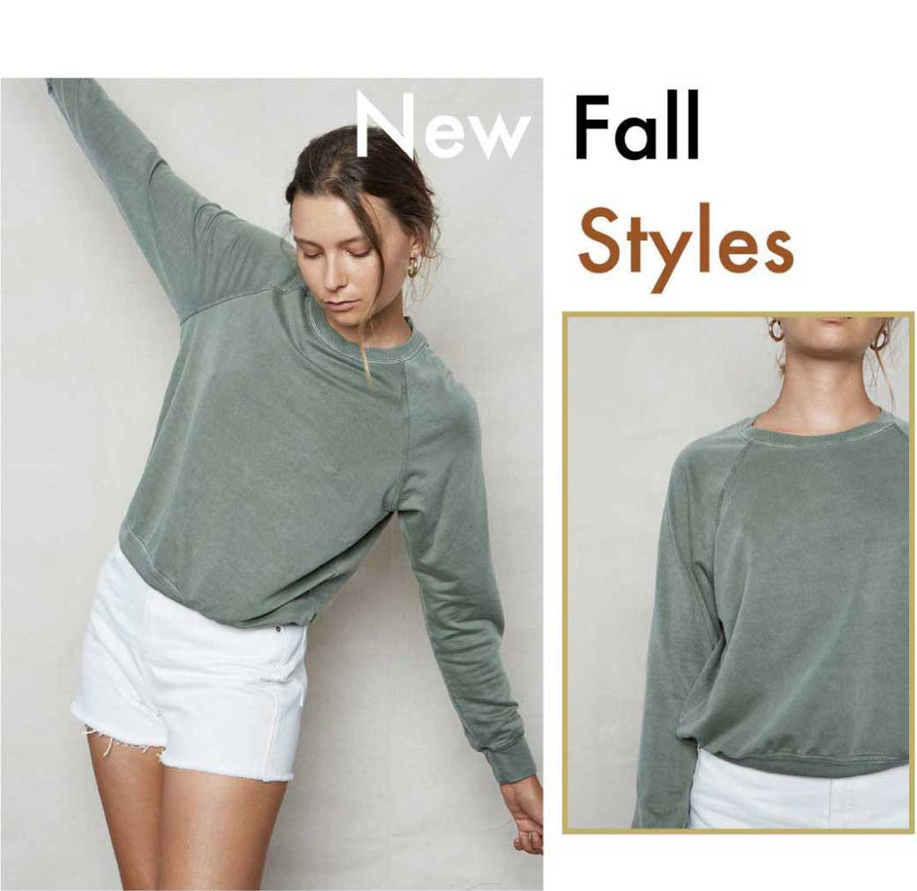 First Fall Styles are Here