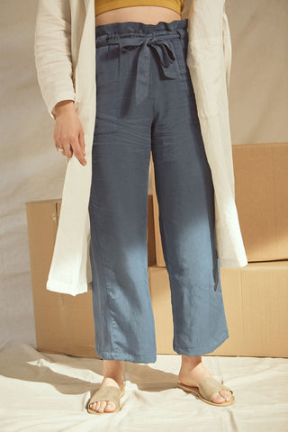 Ochre Tencel Easy Pants