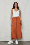 Ochre Tencel Easy Pants - Back Beat Rags