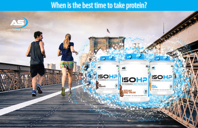 When should you take your Whey Isolate Protein?