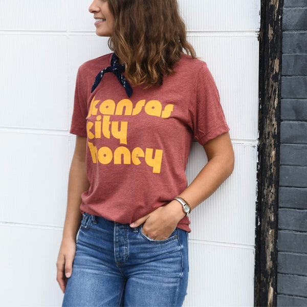 1KC Kansas City Honey Tee