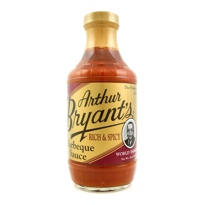 Arthur Bryant's Rich & Spicy Barbeque Sauce