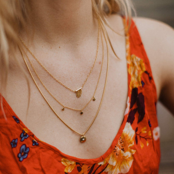 Bien-aimé Dainty Layers Necklace