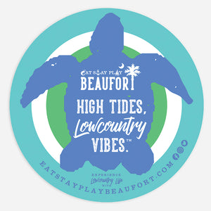 Beaufort, South Carolina SEA TURTLE : High Tides, Lowcountry Vibes™