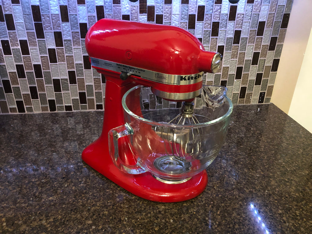 The Legacy Continues- DIY Kitchenaid
