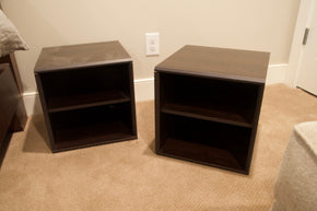 Cubed Side Tables