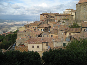 the homes of volterra italy