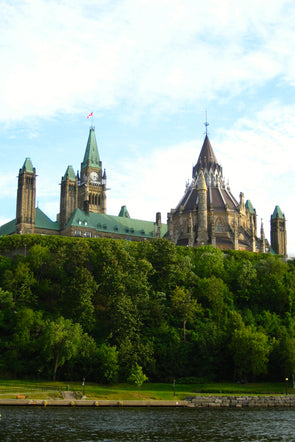 Parliament Hill Views from the Ottawa River