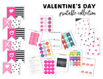Valentine's Day Printable Collection