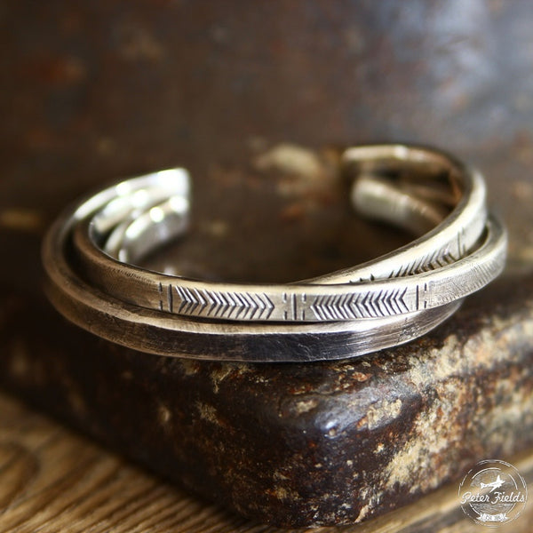 Rugged Bangle heavy