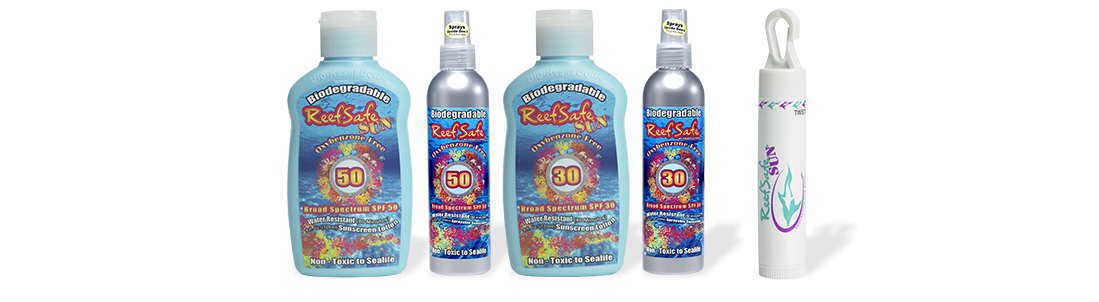Reef Safe Sun® Care The Original Oxybenzone Free Sunscreen Since 2012