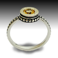 Citrine November Birthstone Ring - Desire R0154X