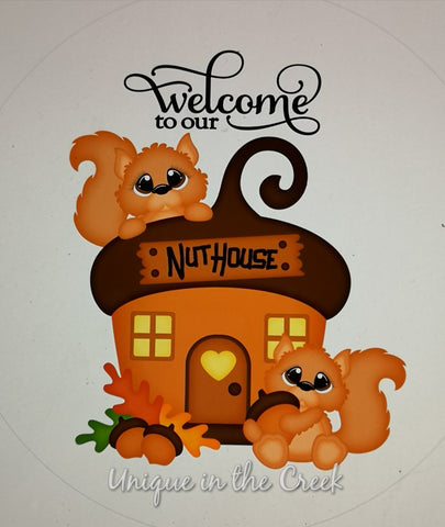 Welcome to our Nuthouse- digital insert for use with the UITC system