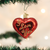 I Love You Heart Ornament