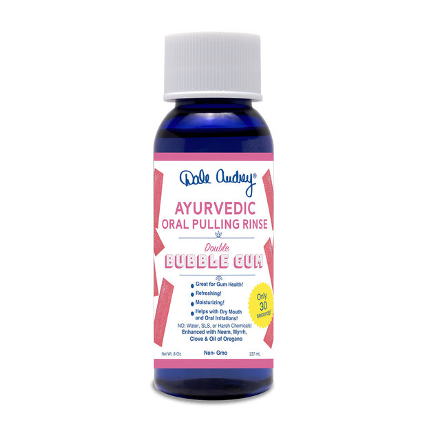 Dale Audrey ® R.D.H. Ayurvedic Oral Pulling Rinse 1 oz.