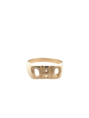 Dad Ring / Brass