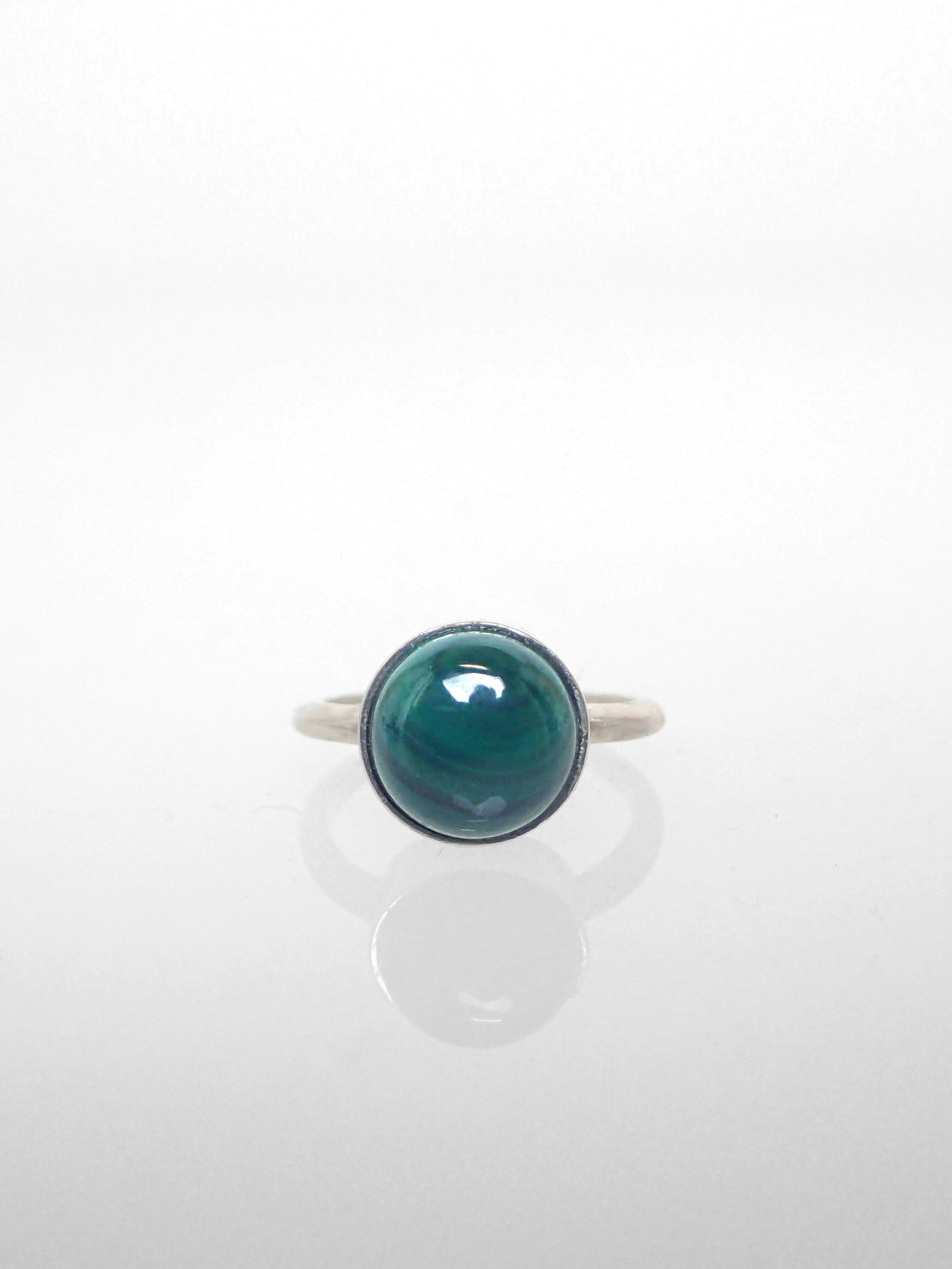 Talisman Ring / Malachite