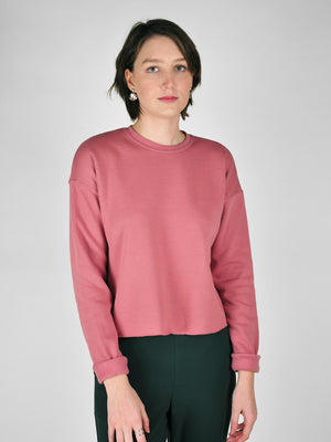 YES!!! - Torres Sweatshirt / Mauve